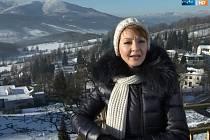 Německá televize MDR natočila půlhodinový pořad o Jeseníkách.
