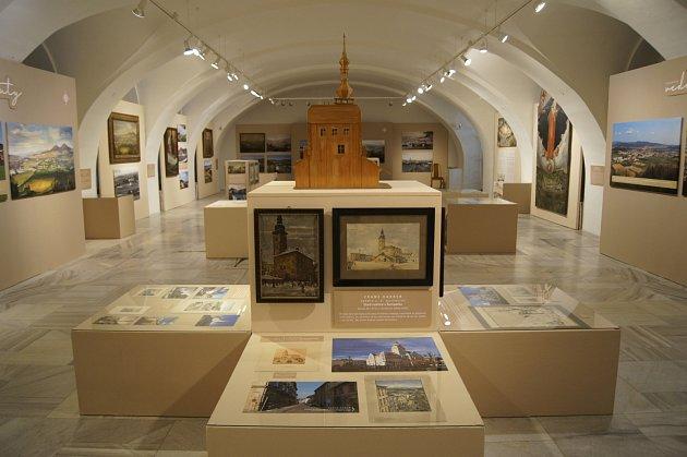 Výstava Šumperské veduty