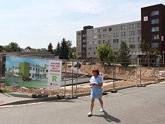 Nový nemocniční pavilon v Šumperku dostal základy