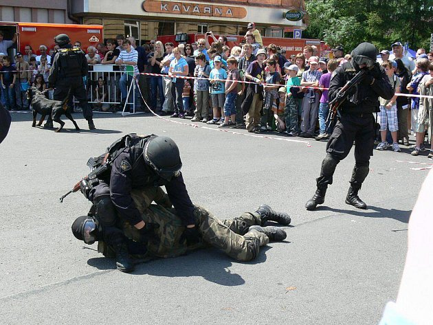 Den Policie ČR v Šumperku