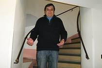 Jaroslav Ruman si v klidu může vyšlápnout po schodech. Krajský soud v Olomouci rozhodl, že patří jeho rodině.
