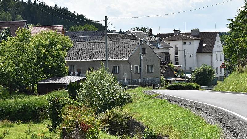 Obec Kamenná