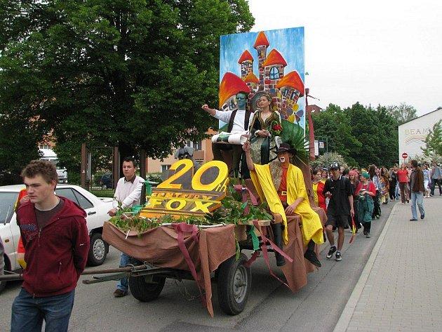 Zábřežský majáles v minulosti patřil k největším studentským akcím v širokém okolí