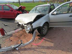 Vážná nehoda u Mohelnice