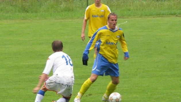 Šumperk versus Baník Ostrava B 1:2