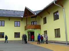 Dům pro seniory ve Vikýřovicích.