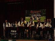 Koncert kapely Bludověnka