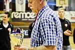 Zápas vítězů II. ligy ve futsalu: Gardenline Litoměřice - AC Gamaspol Jeseník 5:7, 15. dubna 2016.