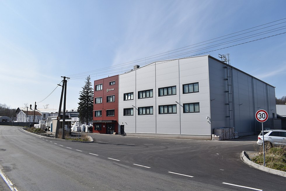 Mikulovice - firma Plastkon