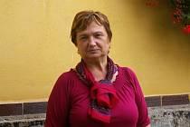 Starostka Bratrušova Dana Hošková.