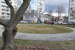Nová podoba parčíku na Lipovské ulici v Jeseníku