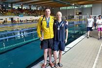 Zábřežští plavci na šampionátu v Gliwicích