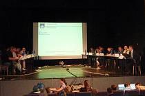 Zasedání zastupitelstva Zábřeha 1. června 2011