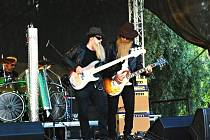 ZZ Top Czech Revival Band