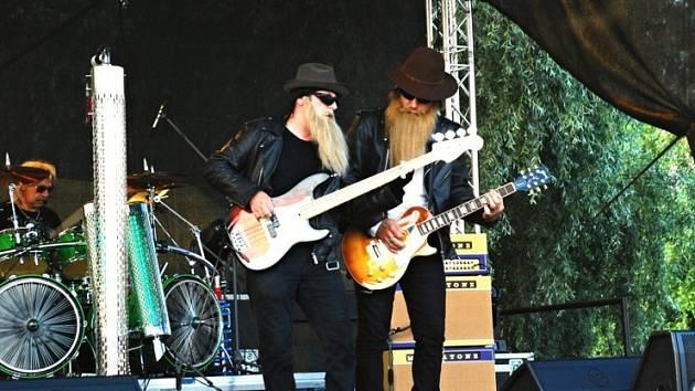 ZZ Top Czech Revival Band