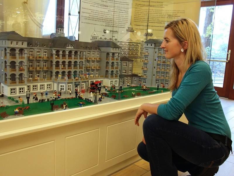 Muzeum lega v Jeseníku - Model Sanatoria Priessnitz