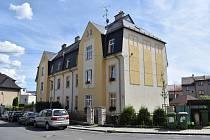 Dům v Balbínově ulici, který radní Šumperka navrhují prodat.