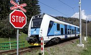 Oficiální zahájení elektrického provozu na železnici Desná.