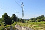 Nové vedení do průmyslové zóny v Šumperku