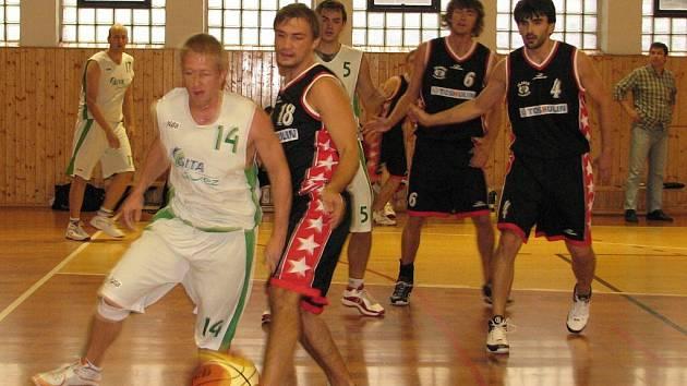 Šumperští basketbalisté v prvním utkání sezony poodkryli svůj potenciál.