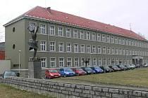 Budova šumperského gymnázia
