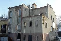 Současný stav kulturního domu v Brníčku.
