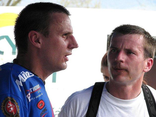 Václav a Marek Rozehnalovi