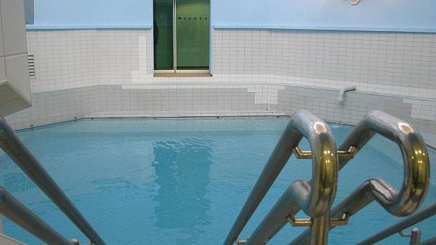 Losinské lázně představily opravený balneoprovoz