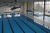 Krytý bazén v Mohelnici