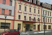 Hotel Slovan v Jeseníku