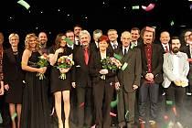 Vyhlášení Cen města Šumperka za rok 2015