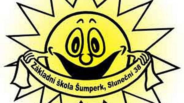 Logo šumperské Základní školy ve Sluneční ulici