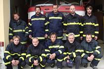 Sbor dobrovolných hasičů v Bohdíkově