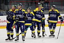 Hokejisté Šumperku. Ilustrační foto