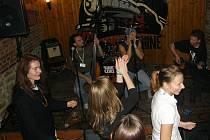 Snímek ze soboty, kdy klub Music Machine patřil Blues Alive