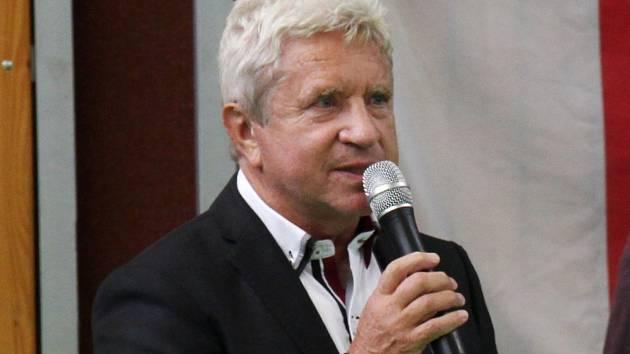 Starosta Rapotína Pavel Žerníček