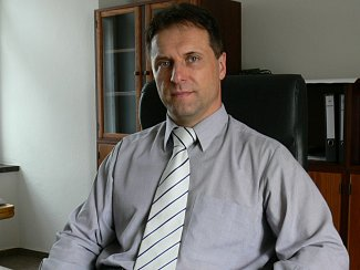 Starosta Zdeněk Kolář