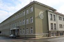 Gymnázium v Šumperku.