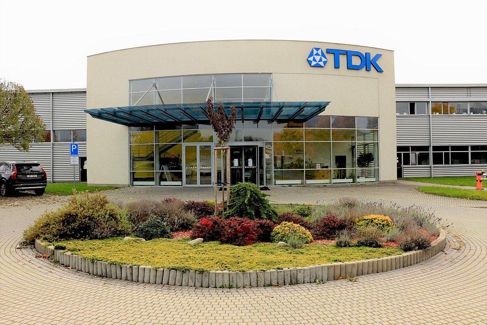 Závod TDK v Šumperku