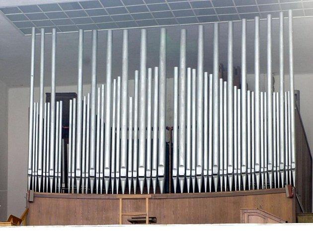 Cyklus koncertů v šumperském klášterním kostele je určený všem milovníkům krásného zvuku varhan.