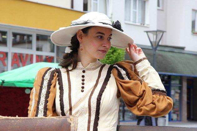Zahájení lázeňské sezony v Jeseníku v roce 2013.