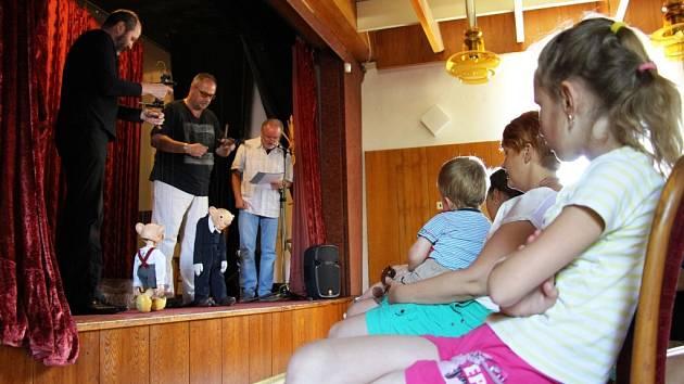 Šestapadesát dětí z Ukrajiny pobývá v těchto dnech v rekreačním zařízení ve Václavově u Oskavy.
