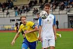 Fotbalisté Šumperku porazili v krajském derby Přerov