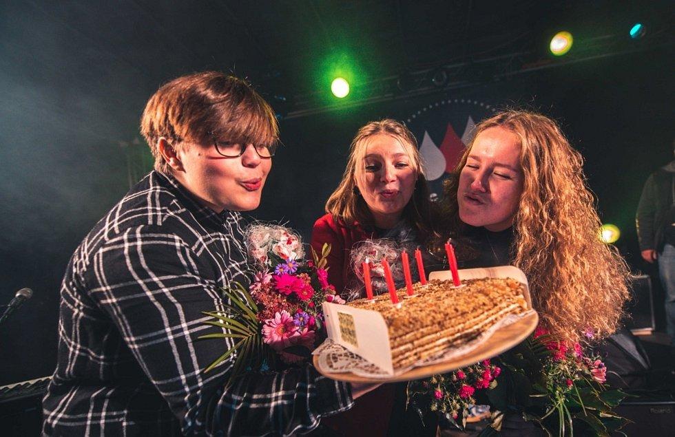 """Kapela The Addams Sisters - Poslední """"narozeninový"""" koncert vMoravičanech, 26. 9. 2020"""