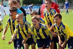 Šumperský mládežnický fotbal, ilustrační foto