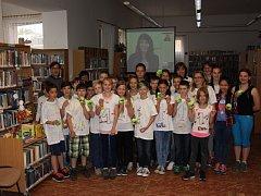Výlet do Brazílie v šumperské knihovně