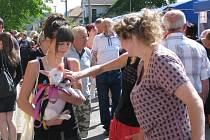 Den mikroregionu Zábřežsko se konal v sobotu 26. května v Postřelmově.