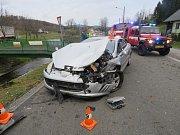 Nehoda v Bělé pod Pradědem