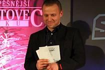 Cyklista Tomáš Kajnar, nejúspěšnější sportovec roku 2016 okresu Jeseník