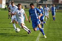 Sulko Zábřeh versus Baník Ostrava B.